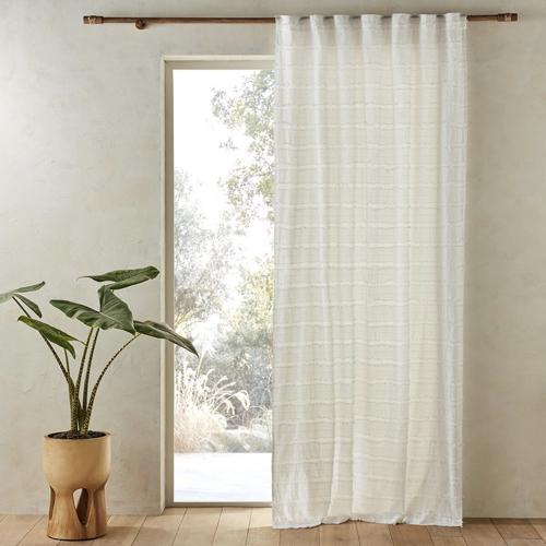 ou trouver deco minimaliste chambre nouveaute rideau voilage blanc moderne