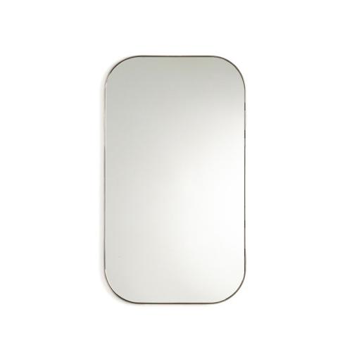 ou trouver deco minimaliste chambre nouveaute miroir rectangulaire angle arrondi