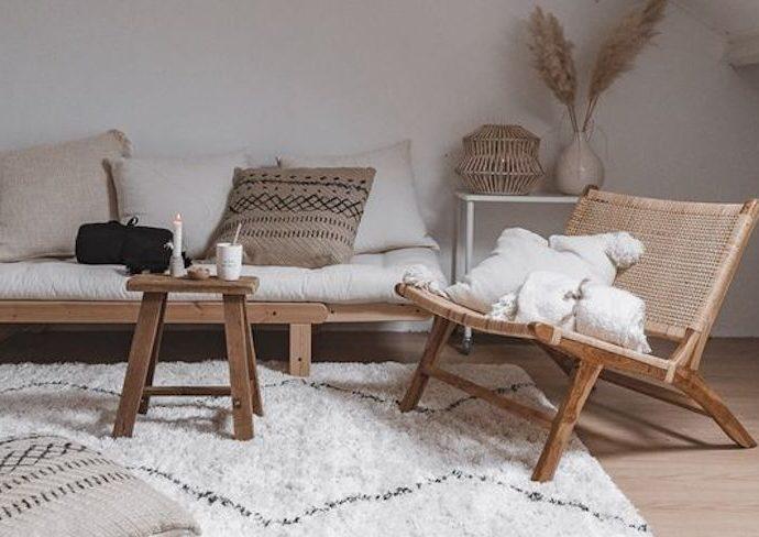 20 interieurs slow exemple decoration salon séjour pièce à vivre chambre cosy cocon deco slowliving scandicraft