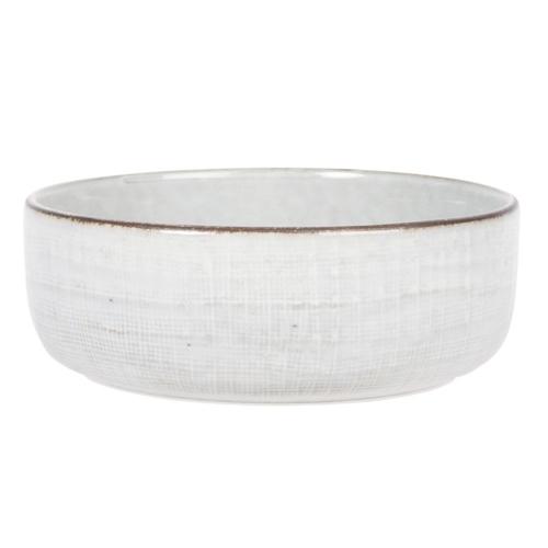 accessoire cuisine mise en scene slow bol en céramique blanc gris