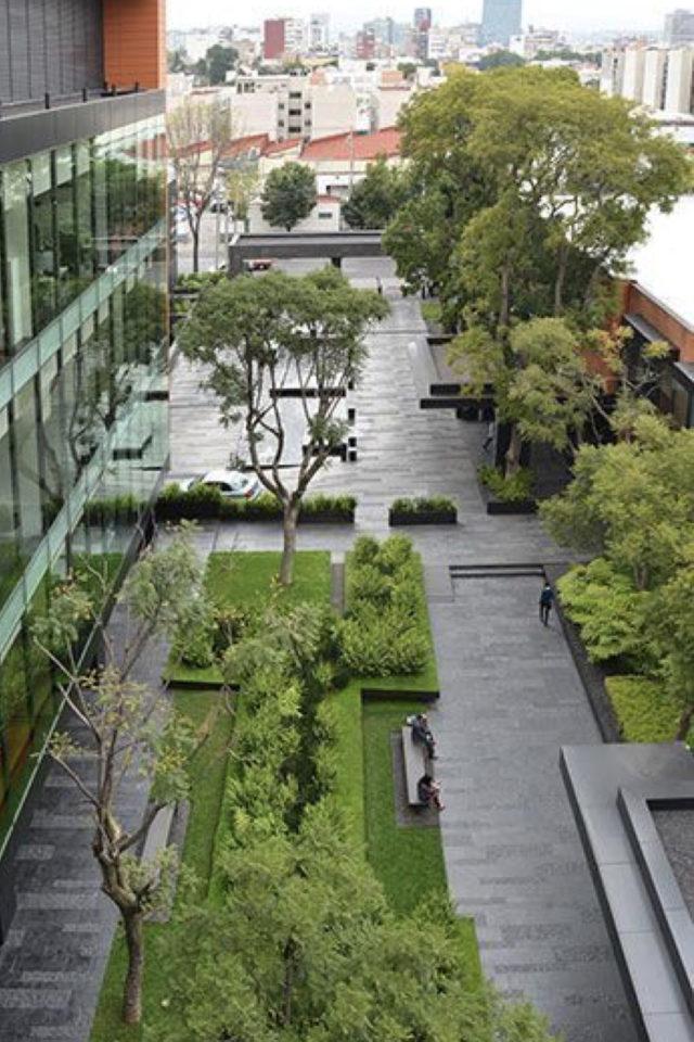 amenager toit immeuble jardin terrasse ville urbanisation végétalisation vivre mieux
