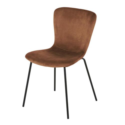 chaise deco petit budget cuisine effet cuir simple et moderne