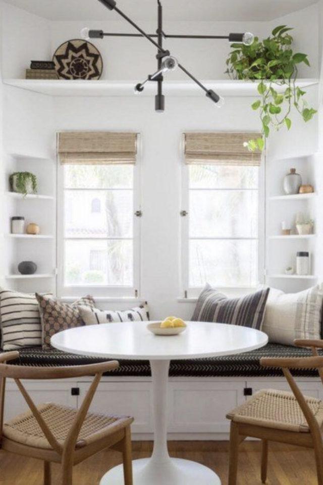 deco pas cher chaise cuisine banquette table ronde chaise bois design