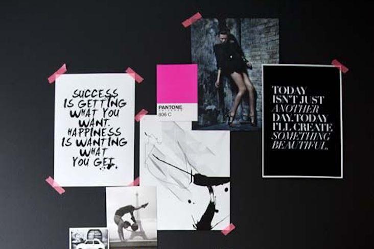 deco pas cher masking tape DIY do it yourself à faire soi même mur mural facile graphique moderne