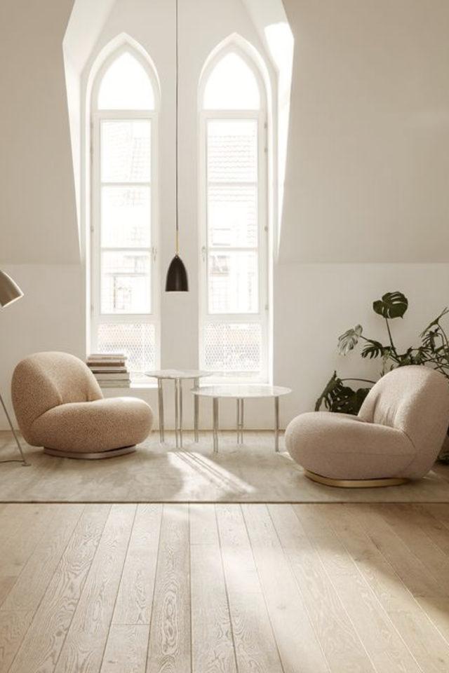 interieur fauteuil design courbes pacha écru salon exception