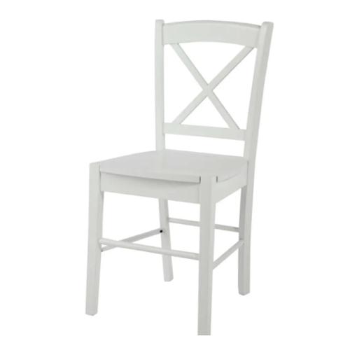 meuble salle a manger bord de mer chaise blanche élégante
