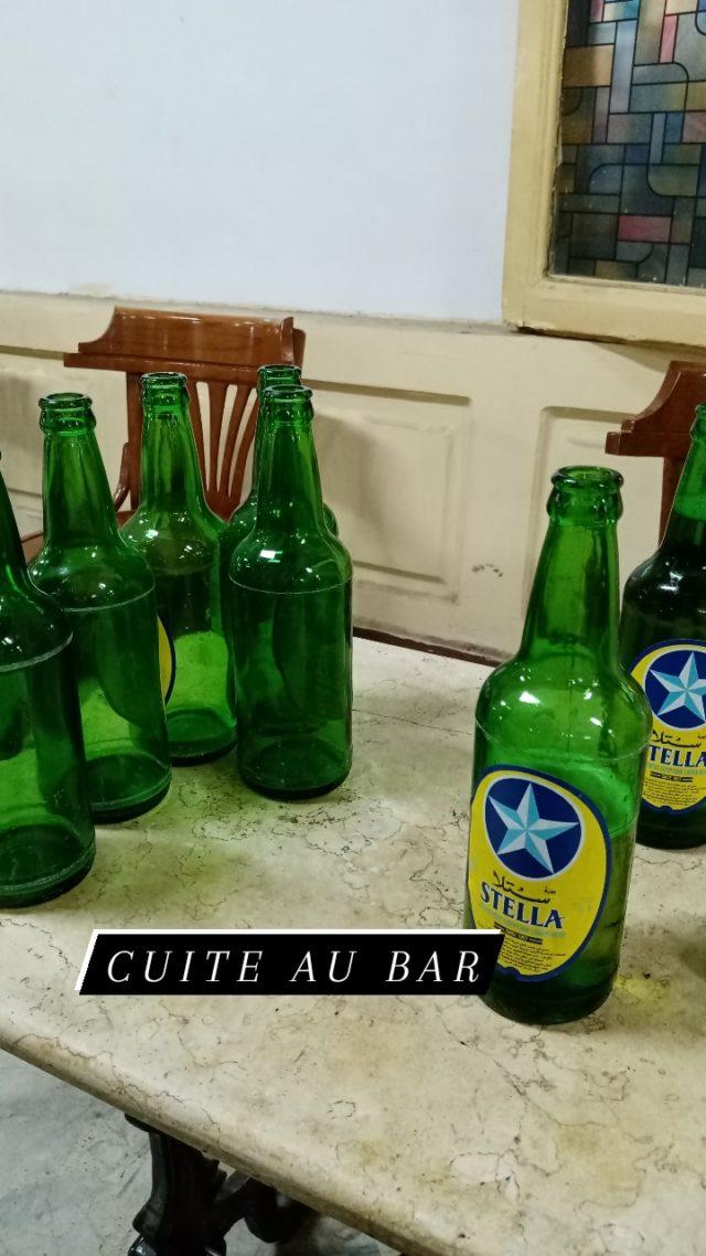 nomade egypte quotidien 2021 Le caire bar bière