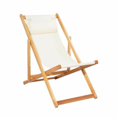 ou trouver bain de soleil pas cher chilienne blanche simple vacances été gain de place rangement facile confort