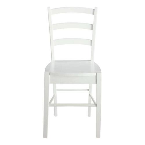 ou trouver chaise cuisine moins 50 euros blanc classique bois