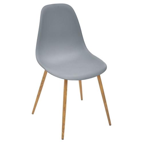 ou trouver chaise cuisine pas cher scandinave gris et bois