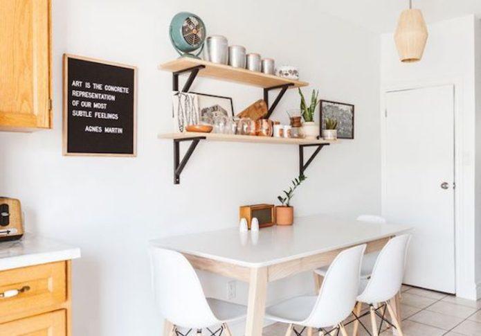 ou trouver chaise cuisine pas cher moderne petit prix budget tendance couleur classique