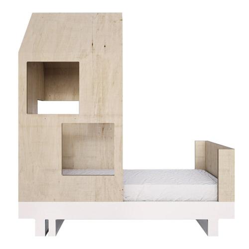 ou trouver lit enfant couleur cabane bois blanc maisonnette solide