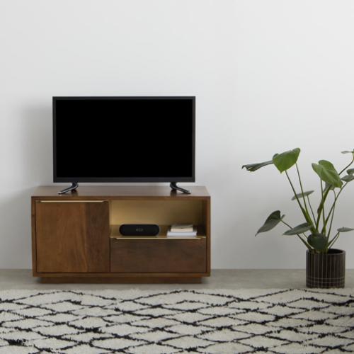 ou trouver meuble tv annees 50 format compact petit salon