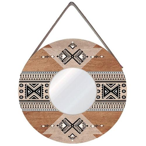 ou trouver miroir mural pas cher motif ethnique boho boheme gypsy