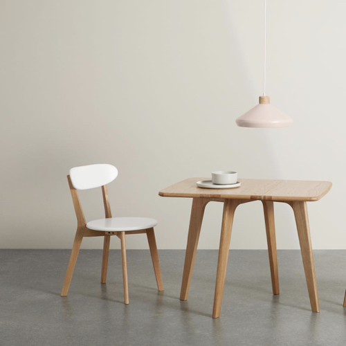 ou trouver petite table coin repas design moderne bois