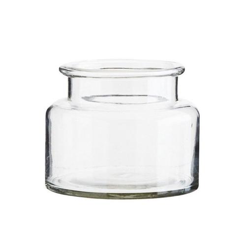 vase fleur coupee printemps ete petit format transparent simple