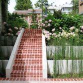 vegetaliser immeuble espaces communs entrée appartement exemple et solution