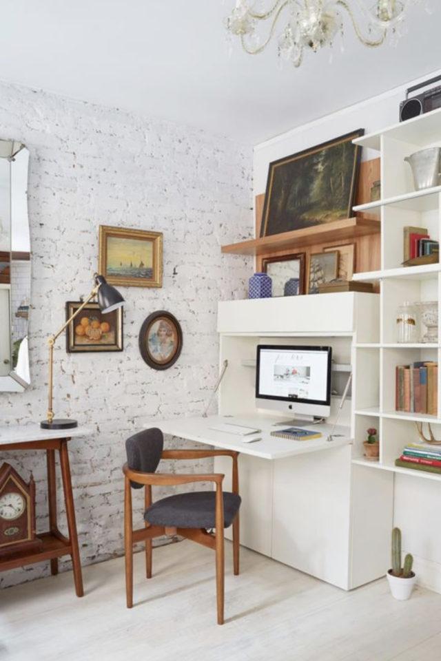 bien chez soi teletravail bureau salon mobilier malin pratique secrétaire