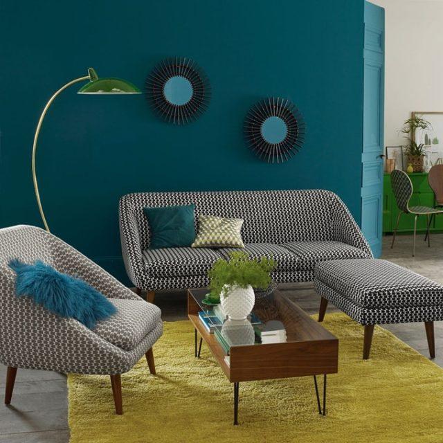 collection iconique la redoute petit canapé décoratif 2 à 3 places
