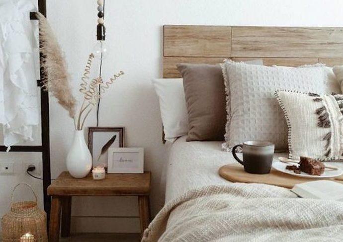 comment creer mise en scene deco slow conseil idée décor vase plante matériaux chambre salon séjour mobilier
