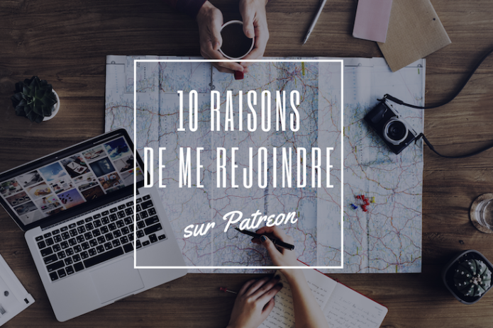 patreon soutenir createur de contenus Cocon blog decoration slow living nomade voyage