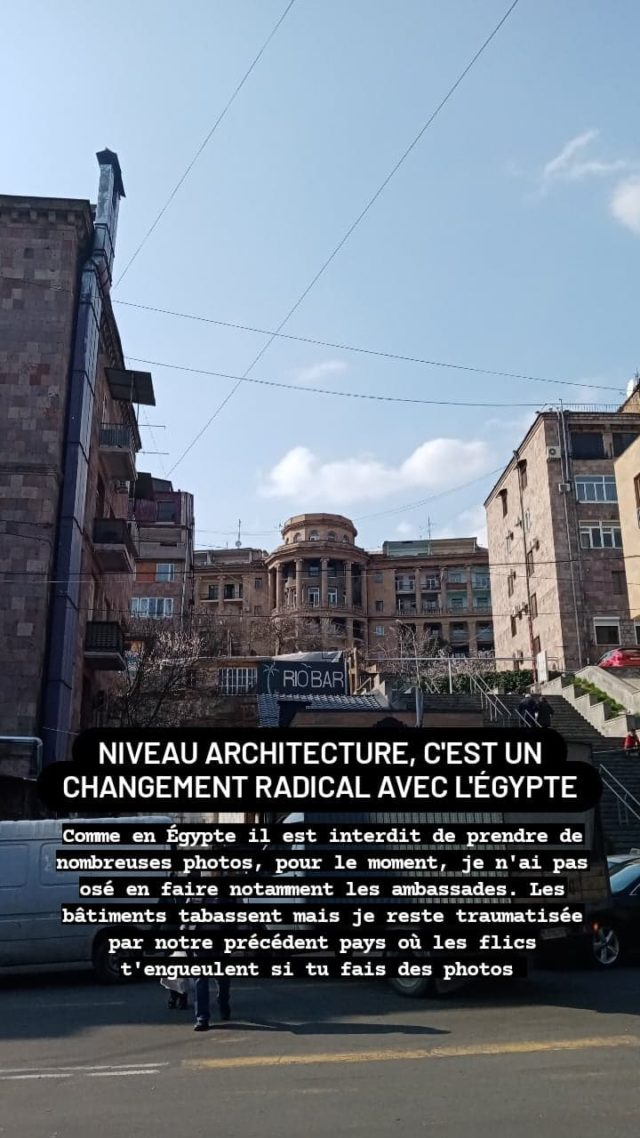 voyager nomade armenie covid architecture exemple