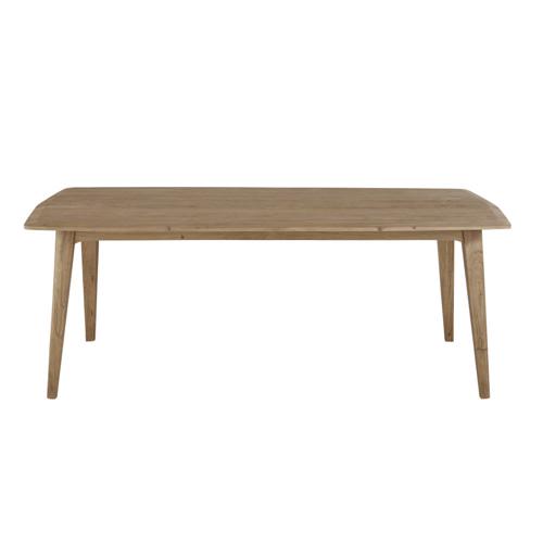 changer table salle a manger classique bois élégante simple