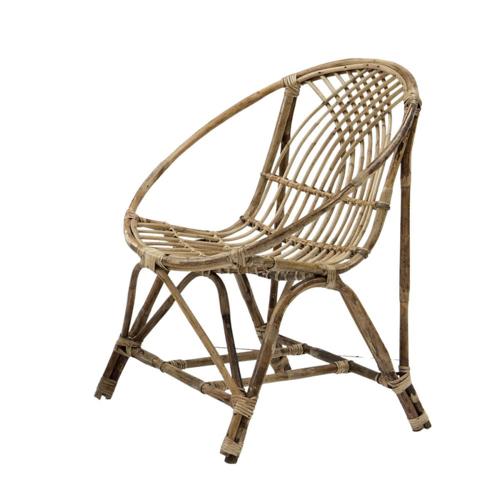 deco balcon boheme rotin naturel fauteuil osier bambou