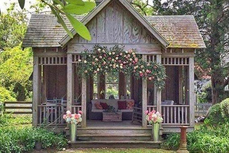 inspiration decoration interieur exterieur she shed printemps ete 2021 exemple quotidien deco