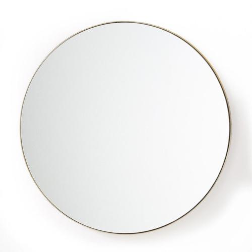 miroir rond tendance la redoute simple et élégant