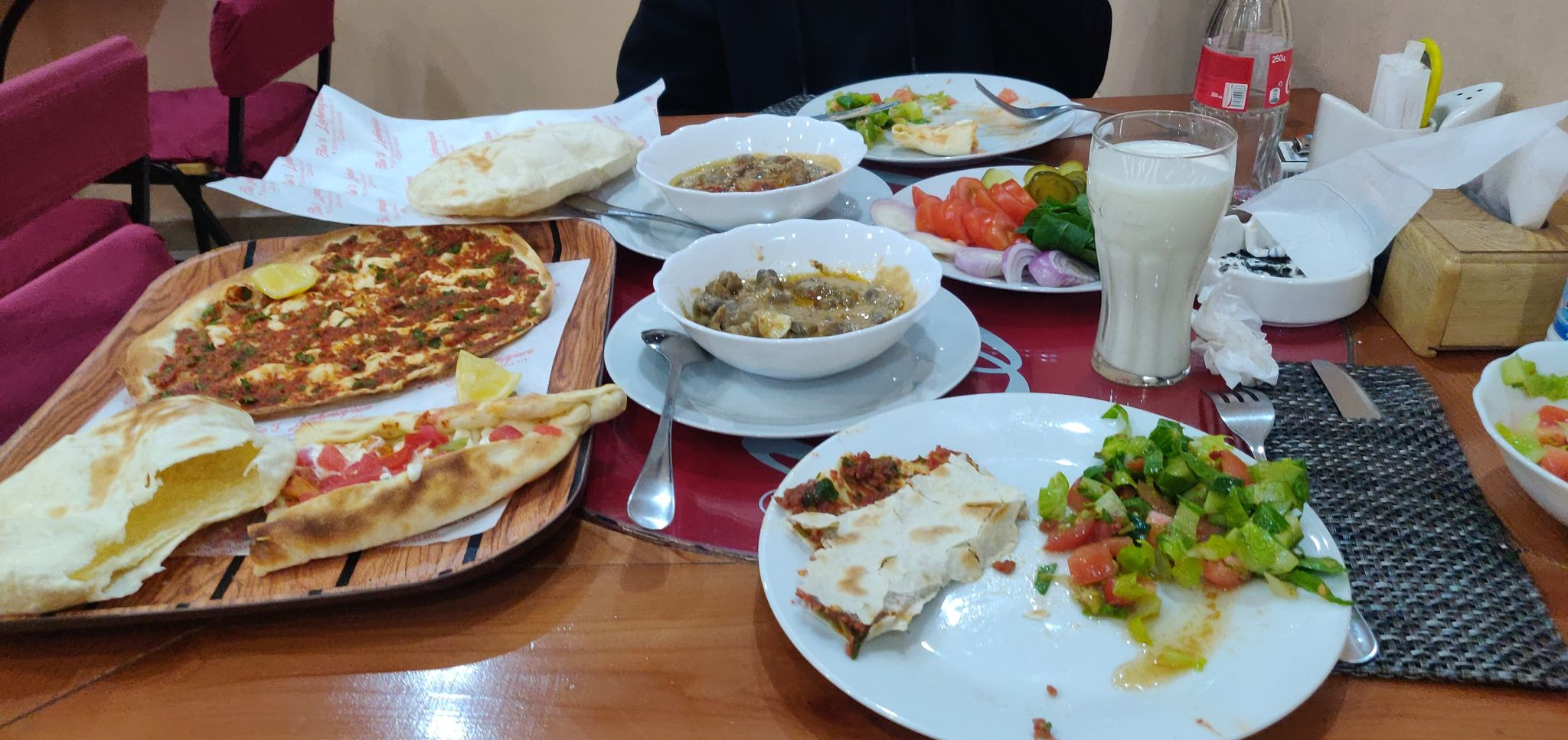 nomade repas armenie nourtiture syrienne moyen orient