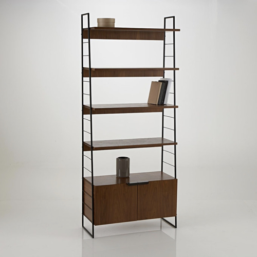 ou trouver bibliotheque vintage mid century modulable style string