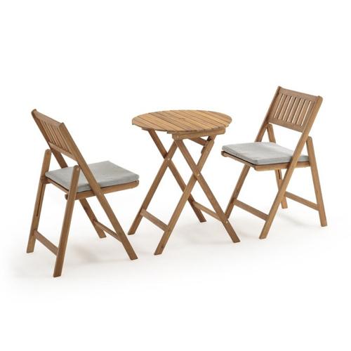 ou trouver salon exterieur pas cher pilant gain de place petite terrasse petit balcon bois