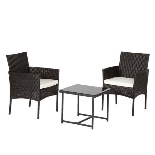 ou trouver salon jardin pas cher résine marron table basse fauteuil