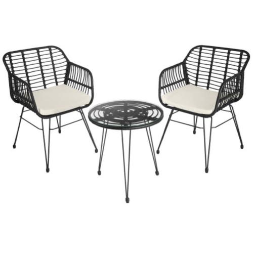 ou trouver salon jardin petit budget ensemble salon jardin fauteuil et table basse moderne