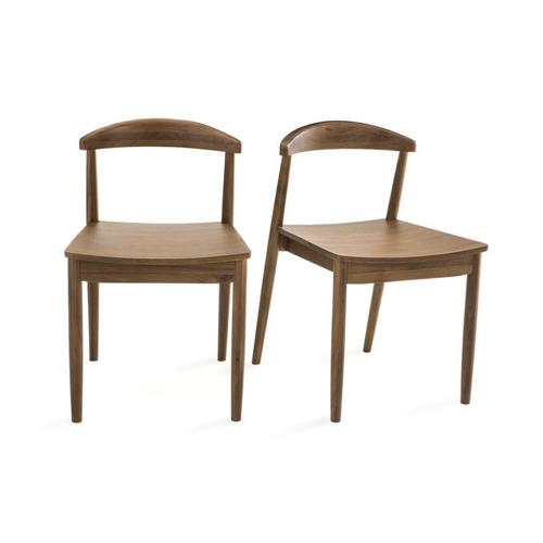 salle a manger masculine meuble deco chaise en bois style vintage mid century