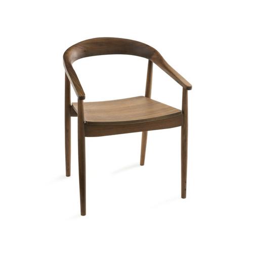 salle a manger masculine meuble deco fauteuil de table en bois mid century modern vintage