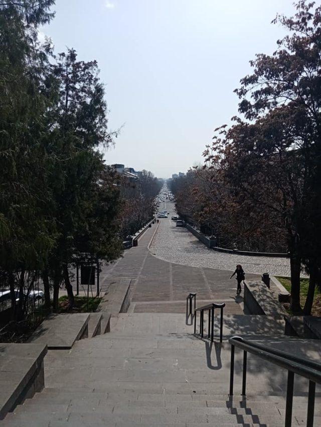 slow lifestyle voyage armenie constriction ville soviétique perspective