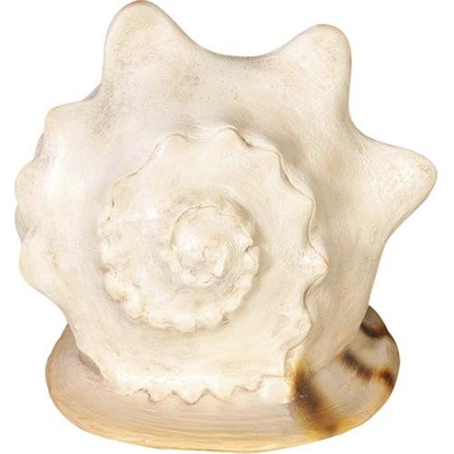 accessoire decoration forme coquillage objet déco classique