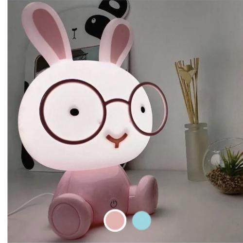 bien choisir veilleuse enfant lapin rose chambre fillette