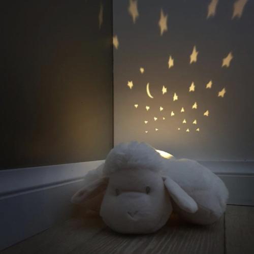 bien choisir veilleuse enfant projecteur étoile mouton mignon