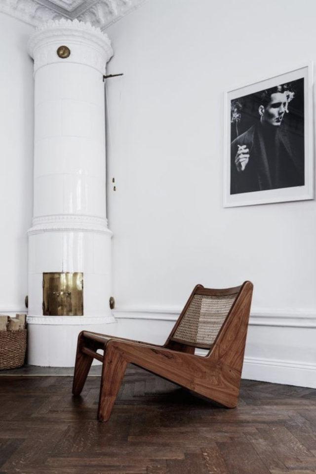 fauteuil tendance deco slow design époque mid century modern années 50