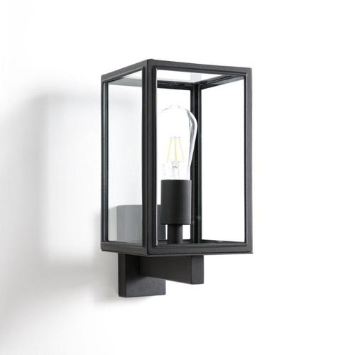 ou trouver eclairage deco jardin façade mur extérieur applique verre