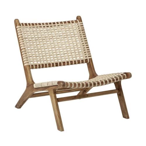 ou trouver fauteuil epure design cannage tendance slow living