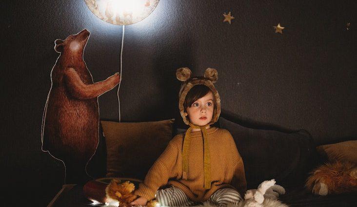 quelle veilleuse choisir chambre enfant conseil choix décoration sécurité