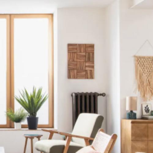 soldes decoration style slow décoration murale en bois tendance slowliving