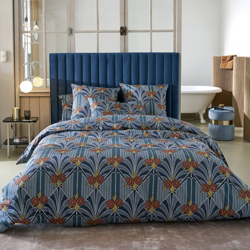 soldes ete deco mobilier maison la redoute housse de couette bleue pas cher motif moderne