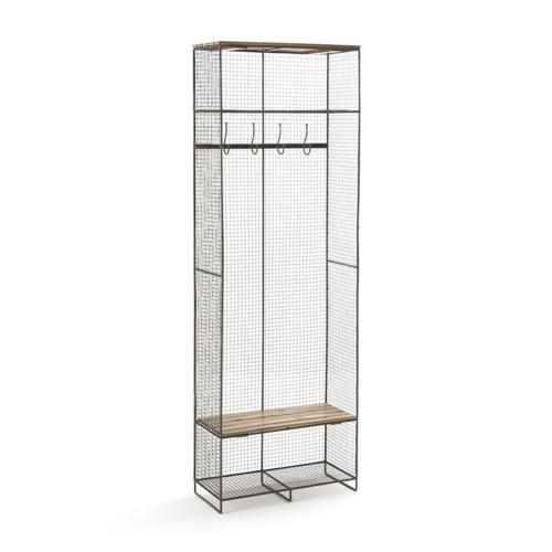 soldes ete deco mobilier maison la redoute vestiaire metal simple