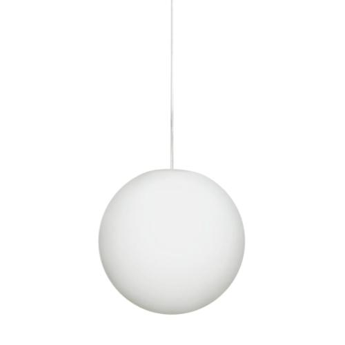 suspension design chambre enfant boule globe opaline