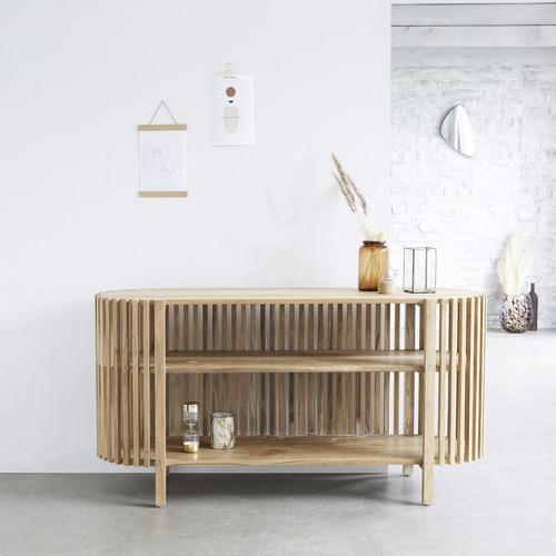 style slow deco mobilier pas cher buffet en bois ouvert slow-design